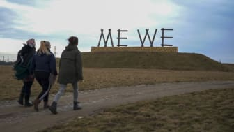 For andet år i træk må Roskilde Festival aflyse på grund af restriktioner. Savner man lidt af magien, er en gådejagt på den tomme festivalplads en god måde at genopleve stemningen fra Danmarks største festival. Foto: Daniel T.N. Rasmussen