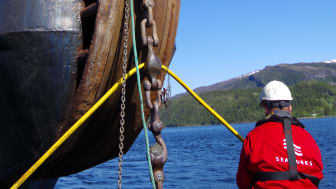 Sjøkabel fra Bodø til Røst