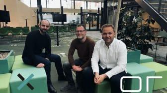 Chalmers Ventures portfolio company Omen Technologies - ready for MobilityXlab / Bild: Omen Technologies