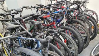 GTR Bikes at Luton