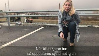 Q-Free parkering i Trondheim