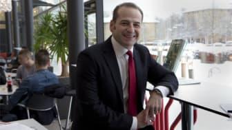 Regeringen utser Sanimir Resic till ny rektor för Högskolan Kristianstad