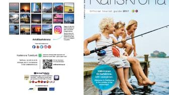 Visit Karlskrona turistbroschyr 2017_omslag