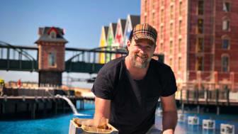 Danske tv-kokk Brian Bojsen