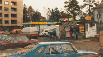 Loffes Grill 1980-tal