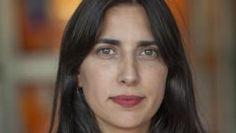 Vinnare i kategorin Årets Berättare: Rosa Fernandez