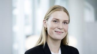 """""""En jobsamtale over Skype er en endnu hårdere eksamen for kandidaten, der skal ud over scenekanten virtuelt. Og det er på samme tid vanskeligere for os, der ansætter – både mig fra HR og den ansættende leder,"""" siger Bolette Spottag Eisensee, Nestlé."""