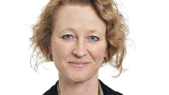 Ulrika Dellby, ny styrelseledamot i Fasadgruppen Sverige AB.