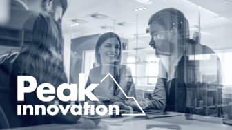 Vi samlar  vi oss under namnet Peak Innovation