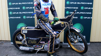 Speedwayföraren Kim Nilsson