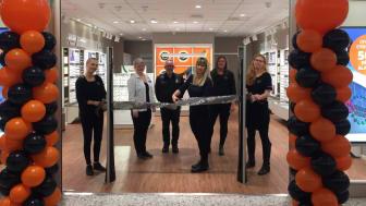 Synoptik öppnar butik i Ekholmens centrum i Linköping.