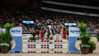 Sverigeponnyns final går traditionsenligt på lördagen under Gothenburg Horse Show. Foto: Johan Lilja
