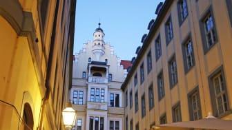 Barthels Hof - Freisitz im Innenhof