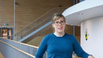 Elin Stark, Statsvetenskapliga institutionen, Umeå universitet.