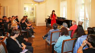 Schumann-Haus - Veranstaltung im Schumann-Saal - Foto: Andreas Schmidt