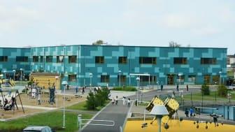 Glänningeskolan är av tidningen Byggindustrin nominerad till Årets Bygge 2020