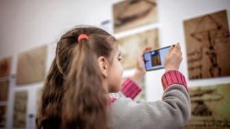 5G: Kunst og kultur med Augmented Reality