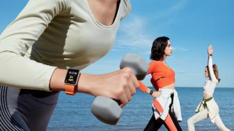Nya Huawei Watch Fit