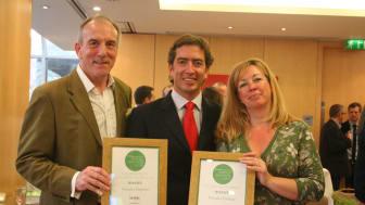"""Emiliana -  """"The green company of the Year 2012!"""""""
