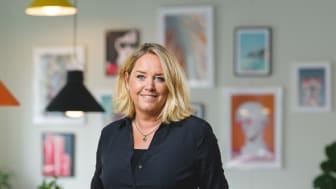 Gunilla Åberg, VD på Next Group