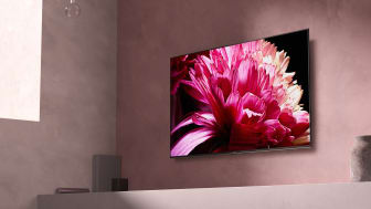XG95 series 4K HDR Full Array LED TV