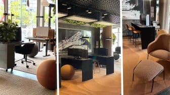 Dustin Business Suite på Clarion Hotel