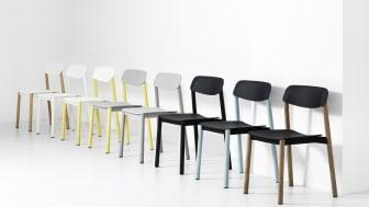 Penne stol, design Läufer&Keichel
