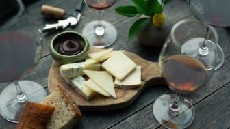 Kombinera vin & ost - såhär hittar du de godaste matchningarna