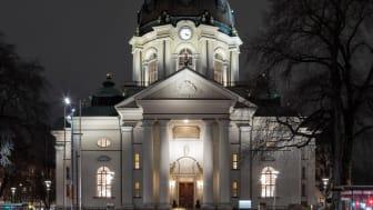 Gustaf Vasa kyrka. Foto: Anders Fredriksén.