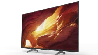 BRAVIA XH85 4K HDR TV