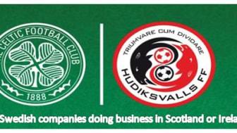Unik fotbollssatsning efterlyser företag som har kunder i Skottland eller på Irland. Nyttja vårt samarbete med Celtic FC!