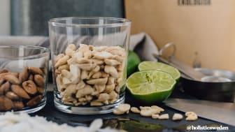 Vegetabiliska proteinpulver - urkraft från växtriket