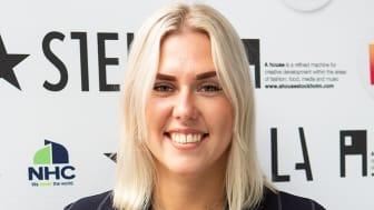 Hanna Oscarsson sprider stjärnglans över Cadierbaren
