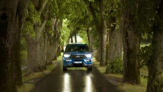 Ford Explorer ladbar hybrid 2020 Norge