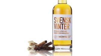 NYHET Svensk Vinter - i samarbete med Mackmyra