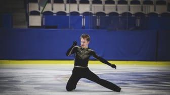 OS-debut idag – Alexander Majorov på isen kl 19.05