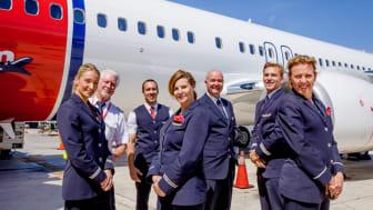Norwegian lanza ocho rutas entre España y Alemania