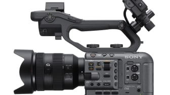 Sony Launches FX6 Full-frame Professional Camera to Expand its Cinema Line