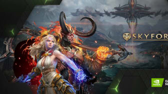 Sci-Fi Action MMO Skyforge Available on GeForce Now!