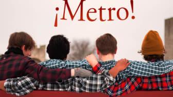 Gotland-bandet Metro! i Livekarusellens riksfinal