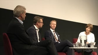 Patrik Hansson, Arla, Anders Fröberg, Borealis, Henrik Sjölund, Holmen, Åsa Julin