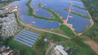 Die größte Solarstromanlage in der Karibik, Bildquelle: myclimate – www.myclimate.de