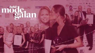 Sista chansen att nominera till Habit Modegalan 2015