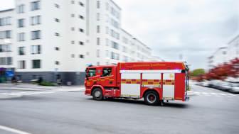 Flera räddningstjänster tecknar avtal om SOS Alarms tjänst Smart passage