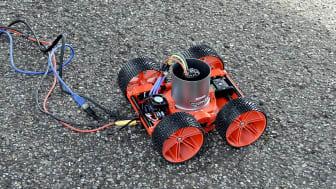 Vortexroboten