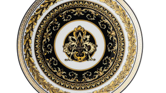 Rosenthal meets Versace - Virtus Alphabet