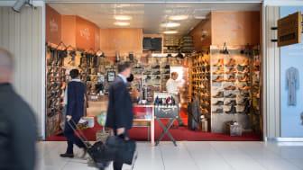 Flygplatsen en allt viktigare del av resan – sju av tio svenskar känner förväntan