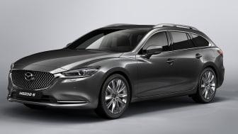 Nye Mazda6 Stasjonsvogn