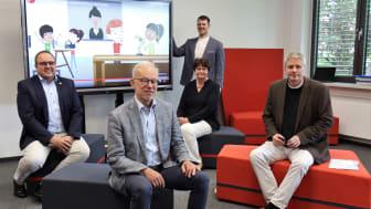Eröffnung Medienkompetenzzentrum Vechta