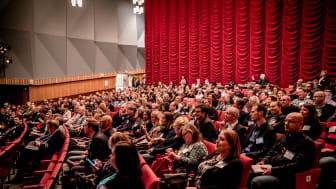 Bild från ett tidigare Nolia Ledarskap i Piteå. I år hålls konferensen på Pite havsbad.